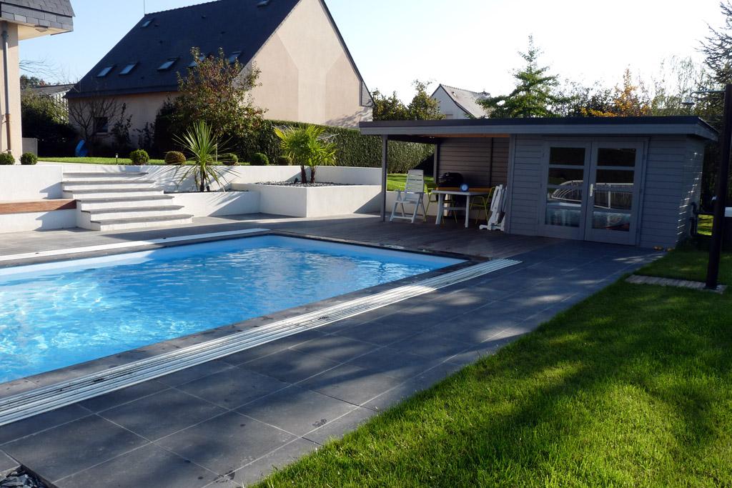 Plages de piscine projet n 2 atelier deniel cr ateur for Projet piscine
